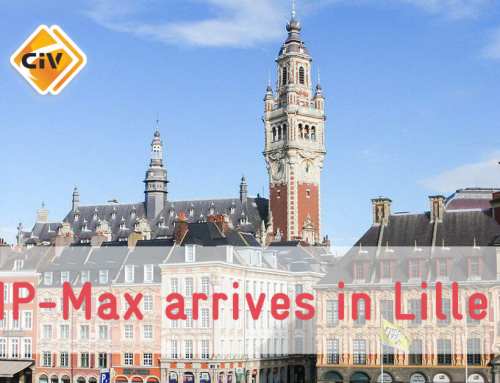 IP-Max arrives in Lille