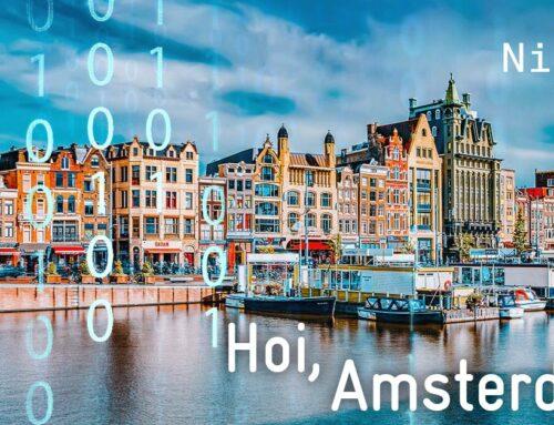 IP-Max открывает точку присутствия в датацентре NIKHEF в Амстердаме