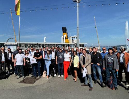 15+1ème anniversaire d'IP-Max à Genève